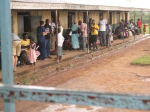 Uganda clinic